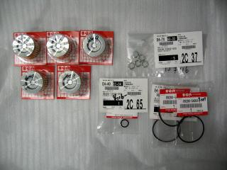 スズキ アドレスV125オイルフィルター交換方法
